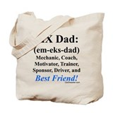 """MX Dad"" Tote Bag"