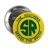 Southern Railway Button