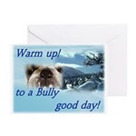 Warm up Greeting Cards (Pk of 10)