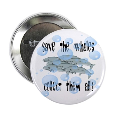 Save the Whales - Collect Them All! Button