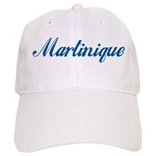 Martinique (cursive) Baseball Cap