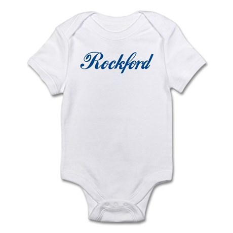 Rockford (cursive) Infant Bodysuit