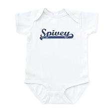 Spivey (sport-blue) Infant Bodysuit