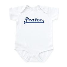 Prater (sport-blue) Infant Bodysuit