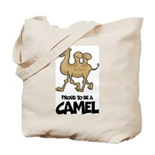 Proud To Be A Camel Tote Bag