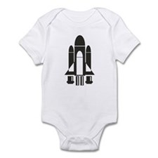 Space Shuttle Infant Bodysuit