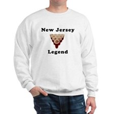 NJ Beer Pong Legend Sweatshirt