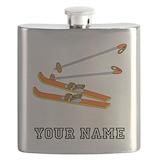 Skiing Flasks