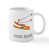 Skiing Drinkware