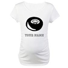 Skull Hockey Puck (Custom) Shirt