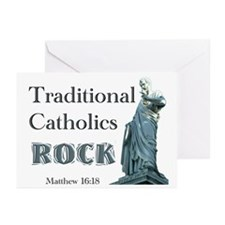 Trads Rock Note Cards (Pk of 10)