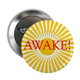 Awake 2.25&quot; Button (100 pack)