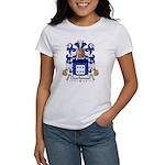 Charbonnel Family Crest Women's T-Shirt