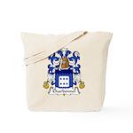 Charbonnel Family Crest  Tote Bag
