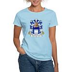 Charbonnel Family Crest  Women's Light T-Shirt