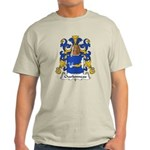 Charbonneau Family Crest Light T-Shirt