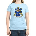Charbonneau Family Crest Women's Light T-Shirt