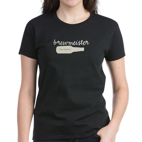brewmeister Women's Dark T-Shirt