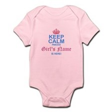 Princess is Here Body Suit