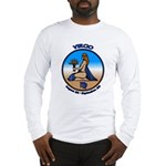 Virgo Art Long Sleeve T-Shirt