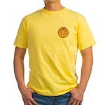 Mexican Oro Puro w/bezel Yellow T-Shirt