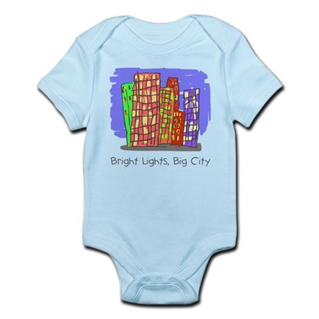 Kid Art City Infant Bodysuit