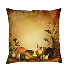 Thanksgiving Everyday Pillow