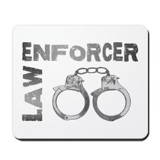 Law Enforcer Mousepad