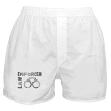 Law Enforcer Boxer Shorts