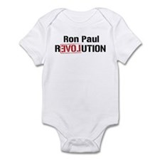 Ron Paul Revolution Onesie