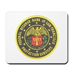 SF Federal Reserve Bank Mousepad