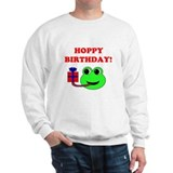 HOPPY BDAY Sweatshirt