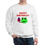 HOPPY BDAY Sweatshirt