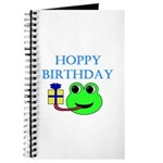 HOPPY BDAY Journal