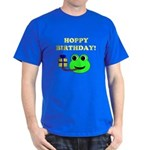 HOPPY BDAY Dark T-Shirt
