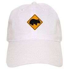 Wombat Sign II Baseball Cap