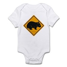 Wombat Sign II Infant Bodysuit