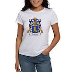 Brachet Family Crest Women's T-Shirt