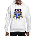 Brachet Family Crest Hooded Sweatshirt