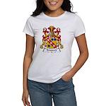 Boussard Family Crest Women's T-Shirt