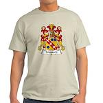 Boussard Family Crest Light T-Shirt