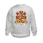 Boussard Family Crest Kids Sweatshirt