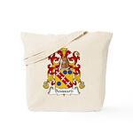 Boussard Family Crest Tote Bag