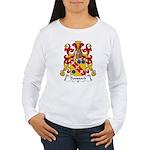 Boussard Family Crest Women's Long Sleeve T-Shirt