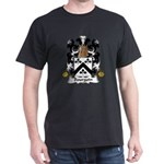 Bourgoin Family Crest Dark T-Shirt