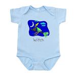 Kid Art Witch Infant Bodysuit