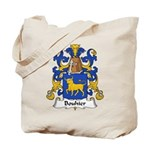 Bouhier Family Crest Tote Bag