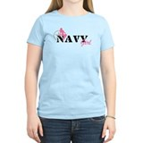Sexy NAVY Girl - pnk T-Shirt