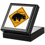 Wombat Xing Keepsake Box