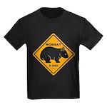Wombat Xing Kids Dark T-Shirt